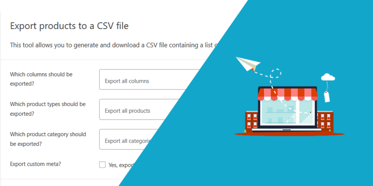 WooCommerce – Allow Your Customers to Export Products to CSV