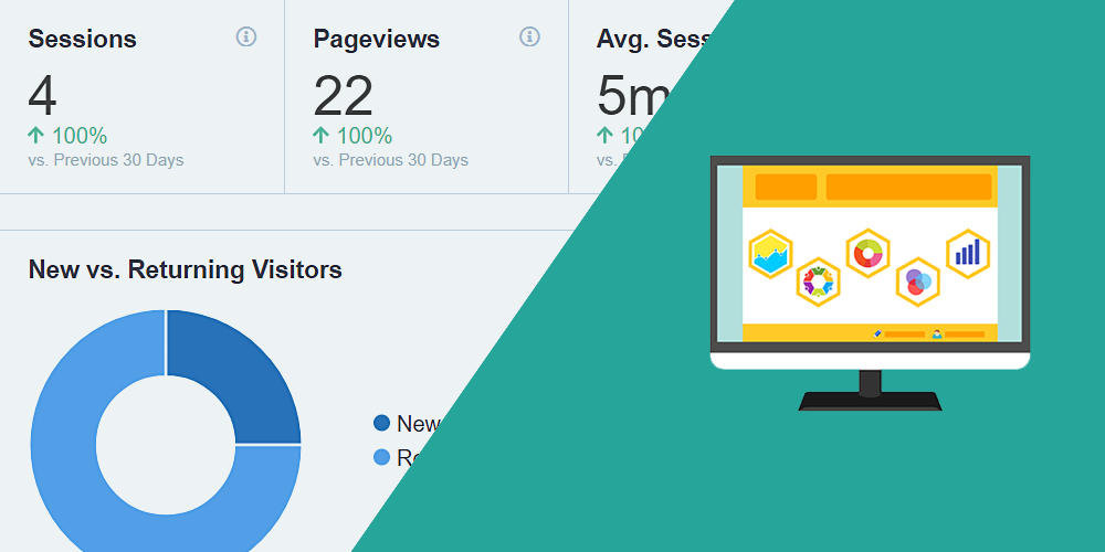 wordpress allow authors to view analytics reports on the frontend