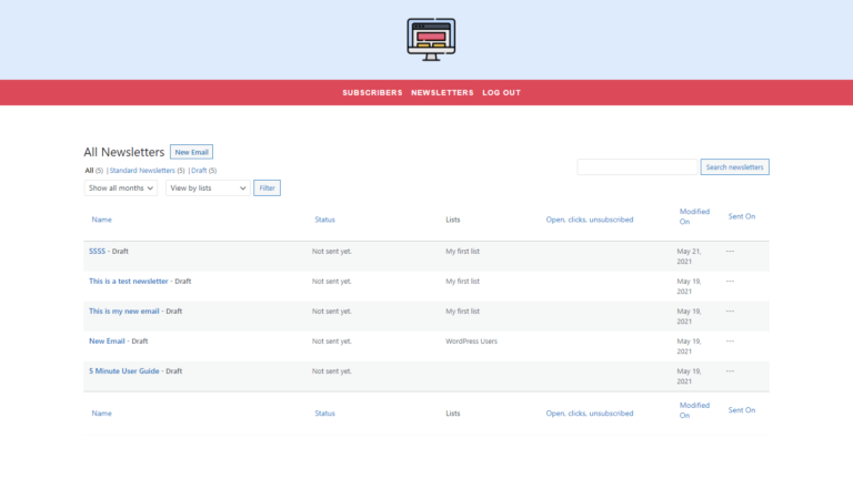 MailPoet – Manage Subscribers and Newsletters on the Frontend