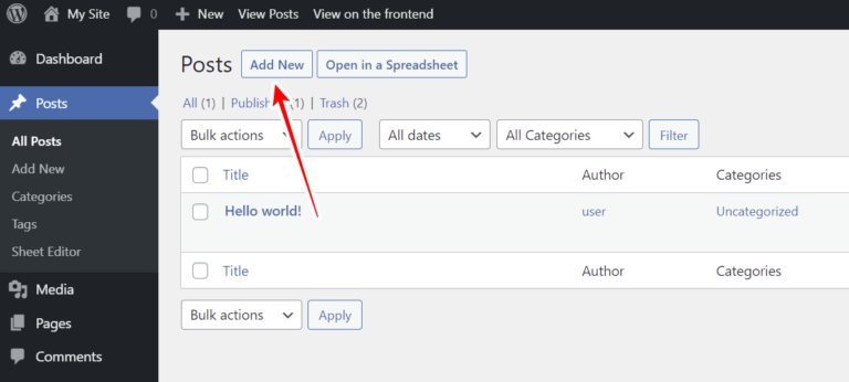 How to Manage Advanced Custom Fields on the Frontend